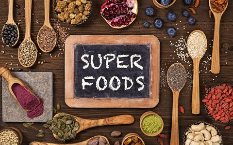 Superfoods in de Apotheek
