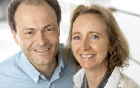 Filip en Eva Moens